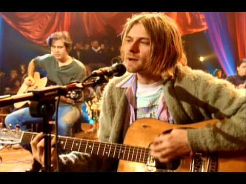 Nirvana – Jesus Don't Want Me For a Sunbeam(acoustic cover)