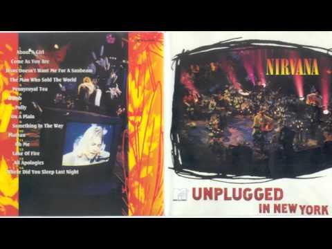 Nirvana – MTV Unplugged in NY [Full Show]