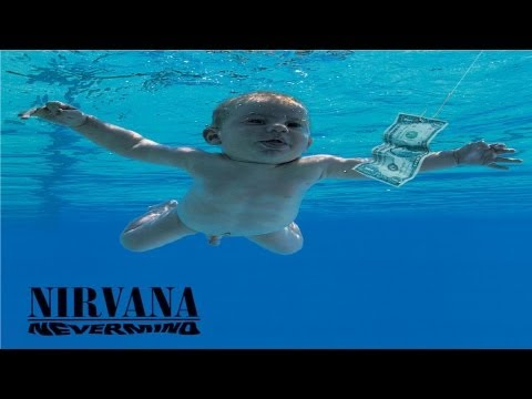 Nirvana – Nevermind [Full Album] [Full HD 1080p]