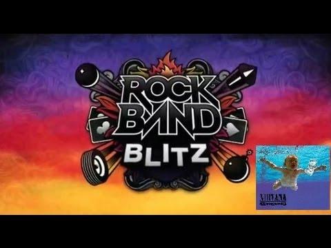 Nirvana – Polly – Rock Band Blitz Playthrough (5* Gold)