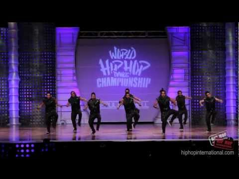 THE CREW (Philippines) Gold Medalist /Adult @ 2012 World Championship