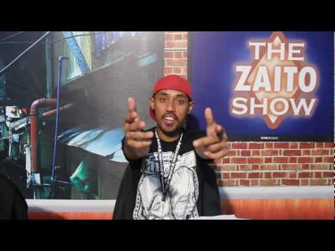 ****THE ZAITO SHOW**** 2nd Full Episode HIPHOP VARIETY TALK SHOW