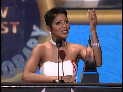 Toni Braxton Wins Adult Contemporary Album – AMA 1994