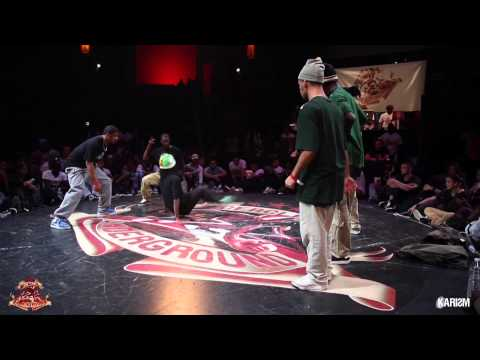 Battle Cercle Underground 6 – 1/2 Finale Hiphop – Forzesound Vs Germany Team – Karism