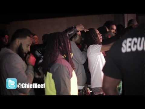 Chief Keef and GBE in DC vlog