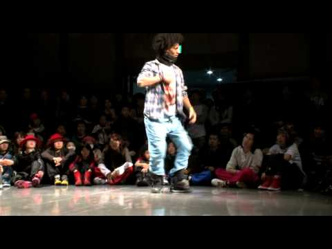 DANCE@LIVE HIPHOP SIDE WEST  Final Winner LAURENT