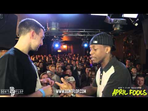 DON'T FLOP – Rap Battle – Arkaic Vs Jai-90 *ON-BEAT BATTLE*