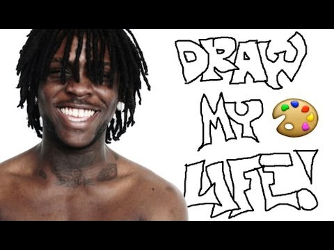 Draw My Life – Chief Keef [Parody]