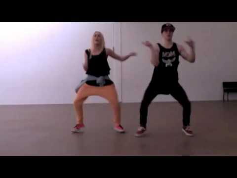 GANGNAM STYLE HIPHOP DANCE