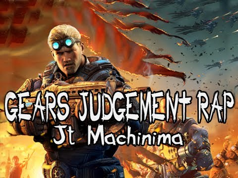 "Gears Judgement Rap – ""Kilo Squad"" by JT Machinima"