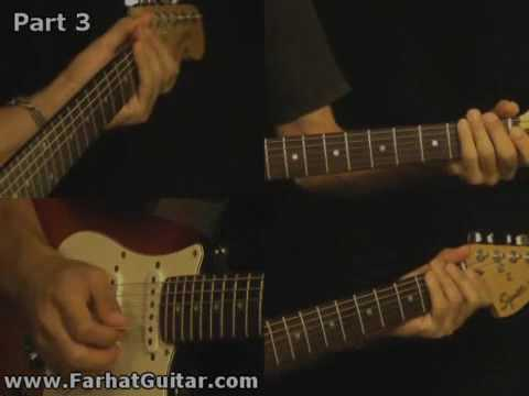 In Bloom – Nirvana Guitar Cover Full Song www.FarhatGuitar.com