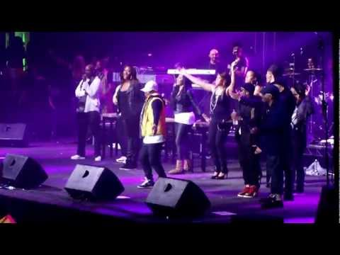 Jodeci –  Get On Up (Live) with Damage, Changing Faces, SWV, Dru Hill and Blackstreet
