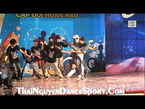 Nhom Nhay HipHop UFO – Thai Nguyen – Cap Doi Hoan Hao Thai Nguyen