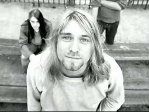 Nirvana – About a girl with lyrics