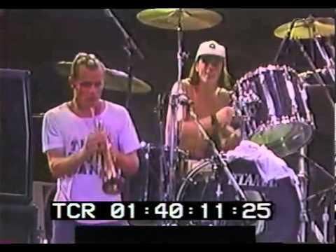 """Nirvana – live """"Hollywood Rock festival"""" Brazil 1993 (full)"""