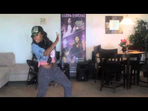 OFFICIAL LIL WAYNE HOW TO LOVE (HIPHOP CHOREO) TUTORIAL (Keaira LaShae)