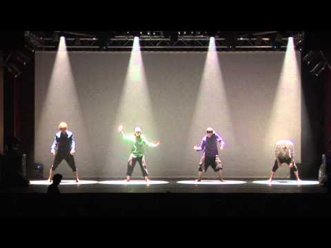 Prepix Crew :: Urban Dance Showcase :: Freestyle Performance :: Hip Hop New Style