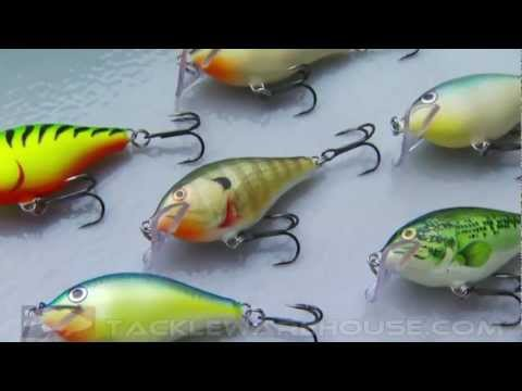 Rapala Scatter Rap Baits with Al Lindner and Mark Fisher