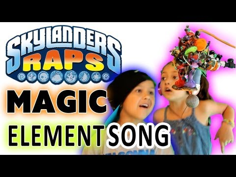Skylanders Rap – the MAGIC ELEMENT Song (100th Video)