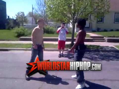 Street Fight of the Week : Chief Keef look a like gets KO'd