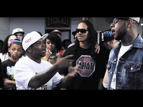AHAT | Rap Battle | John John Da Don vs Danny Myers