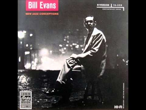Bill Evans New Jazz Conceptions (Full Album)
