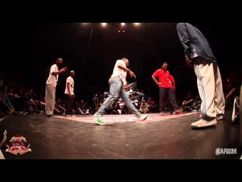 Cercle Underground S2R2 – 1/2 Finale Hiphop – Expendable Vs MPEG – Karism