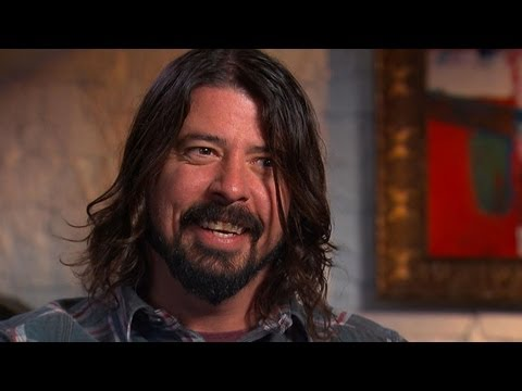 Foo Fighters Front Man Dave Grohl Pays Tribute to Recording Studio in his Film Sound City