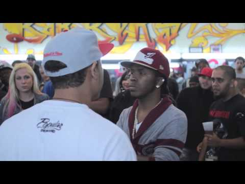 GTN Rap Battle:Craig Lamar vs Baesik