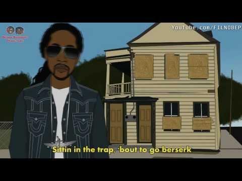 """""""I Be Trappin"""" – 2 Chainz, Waka Flocka, Soulja Boy, Gucci Mane & OJ da Juiceman (PARODY)"""
