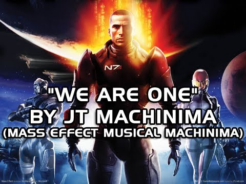 "JT Machinima – Mass Effect Rap – ""We Are One"" by JT Machinima"