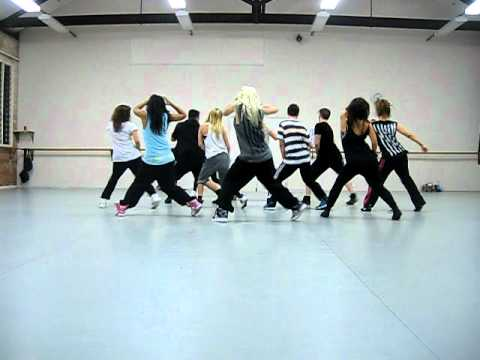 'On the Floor' Jennifer Lopez choreography by Jasmine Meakin