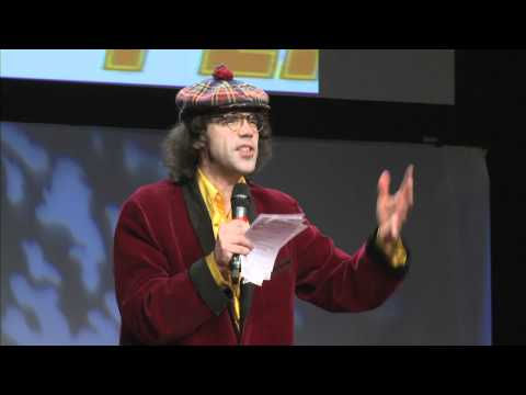 TEDxVancouver – Nardwuar – Do It Yourself!