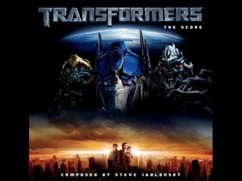 Transformers: The Score – Arrival To Earth