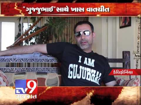 Tv9 Gujarat – Gujarati rap – I am Guju Bhai, Hardik Dave straight from California