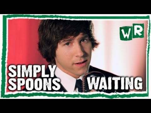 """Waiting"" Official Music Video by Jon D of SimplySpoons: Writing Room Music"