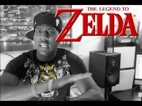 Zelda Theme Rap!