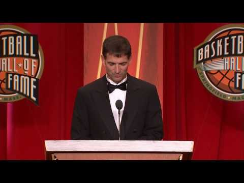 Best of Stockton's Hall of Fame Speech