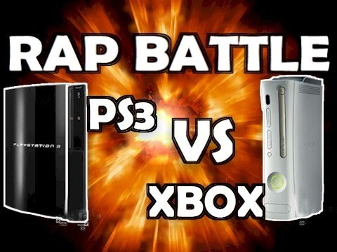 BrySi the Machinima Guy – XBOX vs PS3 – The Rap Battle