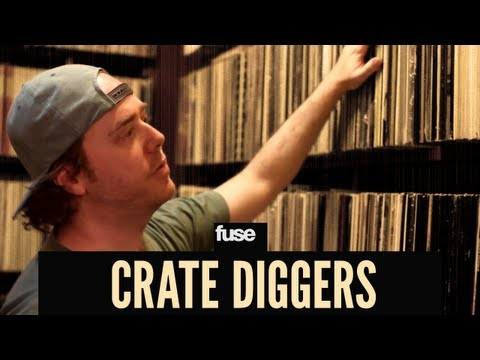Cut Chemist's Vinyl Collection – Crate Diggers