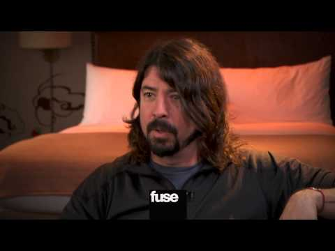 How Dave Grohl Got His Start in Music