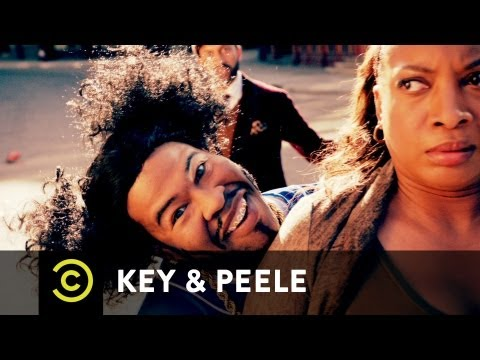 Key & Peele: Bling Benzy & Da Struggle