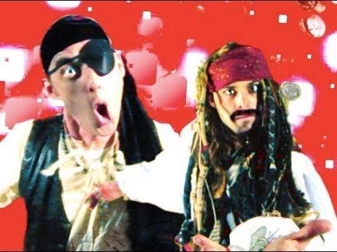 MOCKSTARS: Jack Sparrow's RAP featuring NicePeter