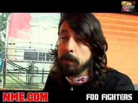 NME Video: Dave Grohl Interview