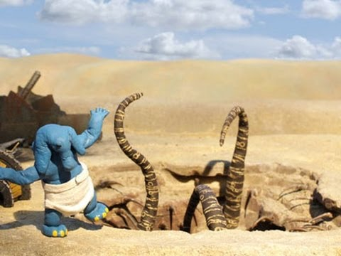 Robot Chicken: Max Rebo's Got a Gig