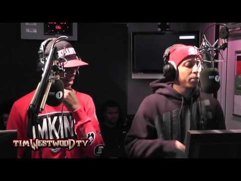 Tim Westwood – The Rangers I Don't Like Freestyle (Chief Keef, Kanye West, Pusha T, Big Sean)