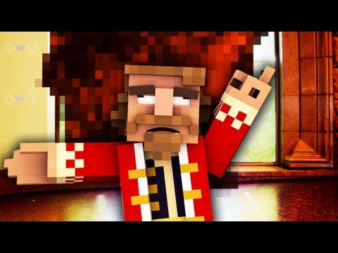 """Where Them Mobs at"" – A Minecraft Parody of David Guetta's Where Them Girls At (Music Video)"