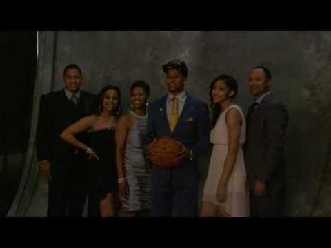 All-Access: Trey Burke Draft Night