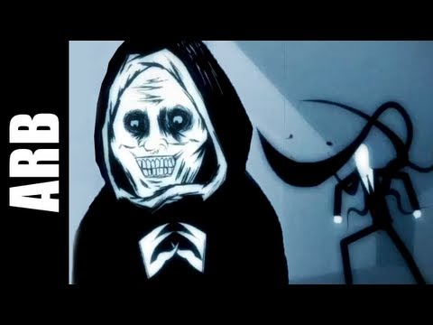 Slender Man vs. Unwanted House Guest – ANIMEME RAP BATTLES (NSFW)