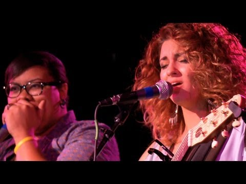 Tori Kelly/Angie Girl Cover Frank Ocean Thinking About You | Performance | On Air With Ryan Seacrest